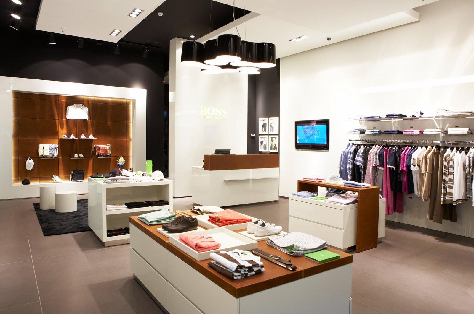 BOSS GREEN Store Madrid
