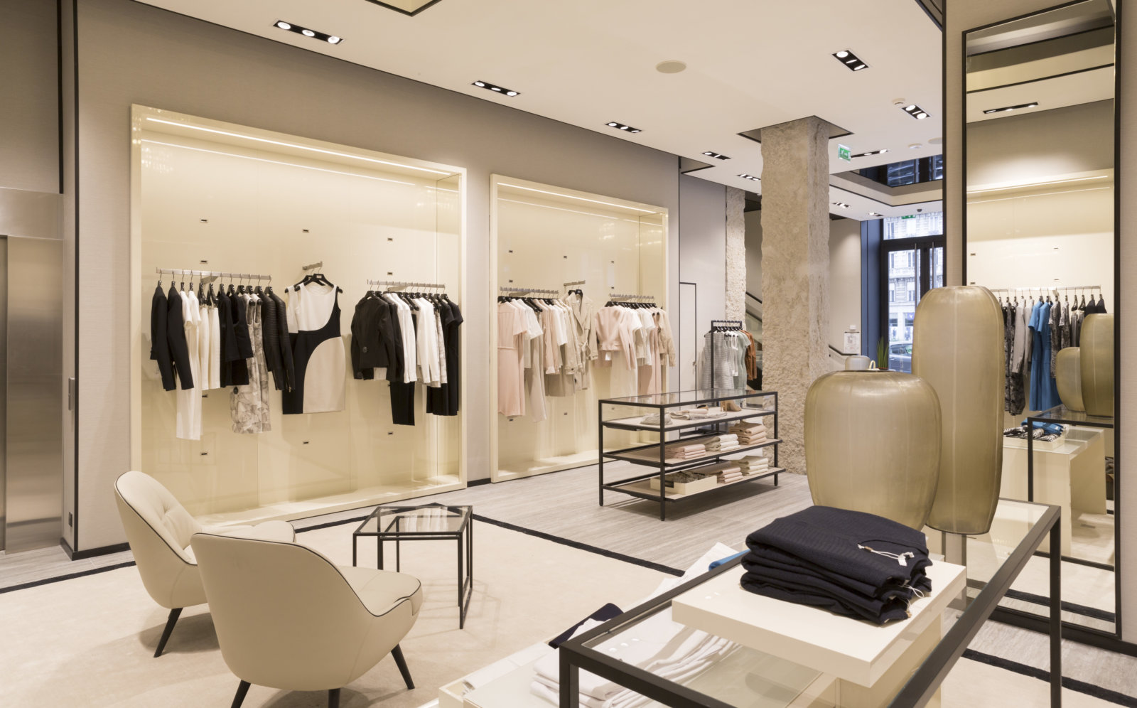 BOSS Store Athen Amerikis