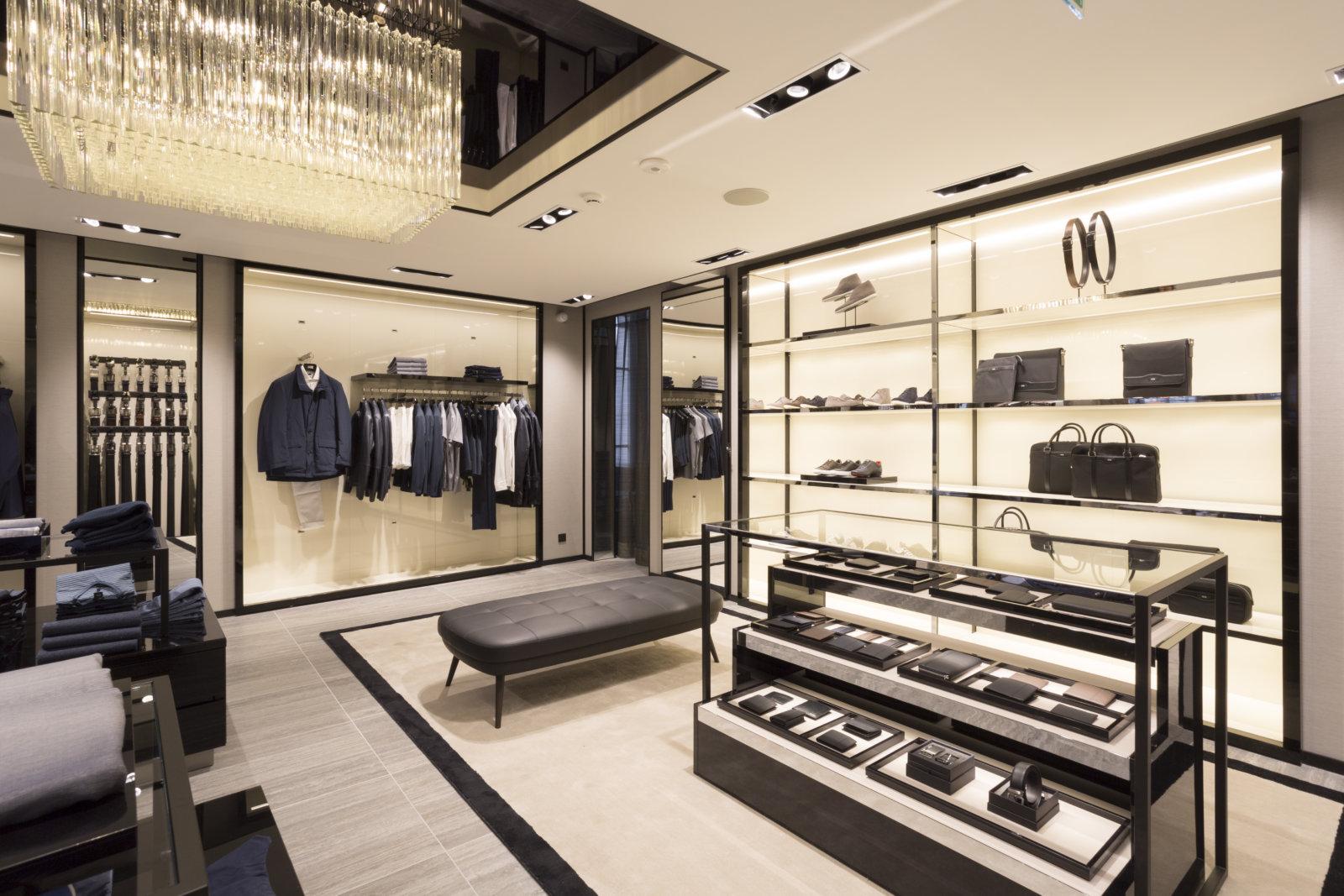 BOSS Store Lyon